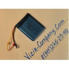Аккумулятор Li-ion 3pin 1100 mAh 3.7V wd564050pn 50х40х3мм