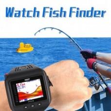 Наручный беспроводной эхолот часы Lucky FF518