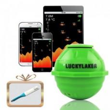 Беспроводной Wi-Fi эхолот Lucky FF 916