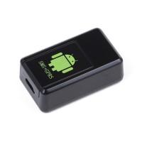 GSM  охранная система жучок  с видео, диктофоном, определением местонахождения и звуковой сигнализацией. Автономная работа до 10 дней.  Модель Визир 08