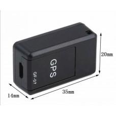 Супер миниатюрный GSM трекер пролушка контроль геолокация диктофон магниты Модель Визир 07