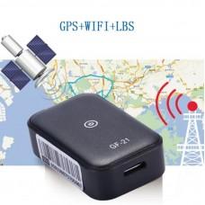 Автономный GSM локатор , трекер, диктофон, сигнализация, поддержка приложения Модель Визир 21