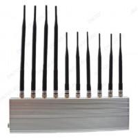 Мультичастотный стационарный подавитель Хантер Офис GSM/3G/4G/WIFI/Bluetooth/VHF/BHF