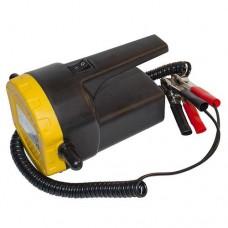 Бытовой насос для замены масла или дизельного топлива 100 Вт