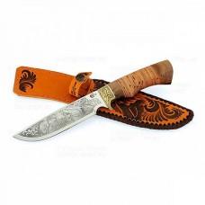 Нож из нержавеющей стали 65х13 Лорд