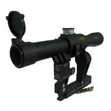 Оптический прицел ПОСП 4х24В Подсветка сетки