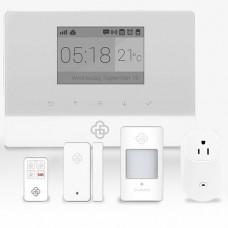 Беспроводная GSM сигнализация для IOS и Android MatiGard Air с датчиком температуры