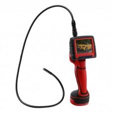 Инспекционный видеоэндоскоп 8843AU со съемным экраном и дистанционной передачей