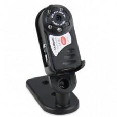Миниатюрный видеорегистратор Q7 с ночной съемкой и Wi-Fi