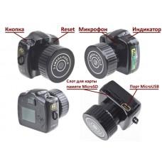 Самая миниатюрная видеокамера в мире RD52  Гиннес